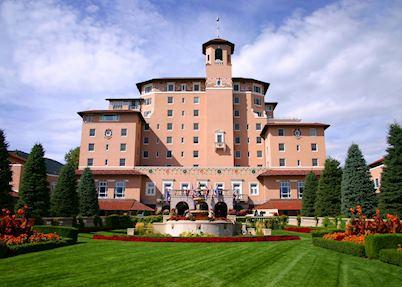 The Broadmoor Colorado Springs, Colorado Springs