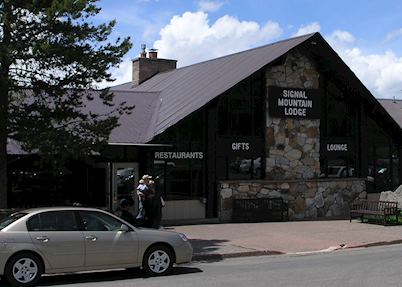 Signal Mountain Lodge, Jackson - Grand Teton National Park