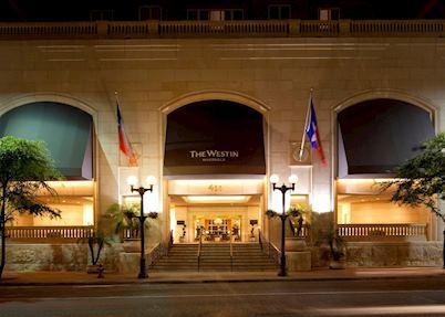 Westin Riverwalk, San Antonio