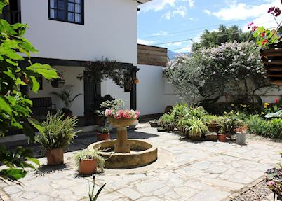 Hotel Getsemani, Villa de Leyva