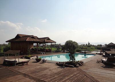 Shwe Inn Tha Floating Resort, Inle Lake