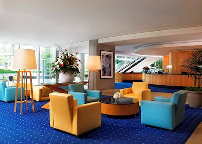 Sheraton Wall Centre Hotel, Vancouver