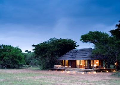 Phinda Vlei Lodge, Phinda Private Game Reserve