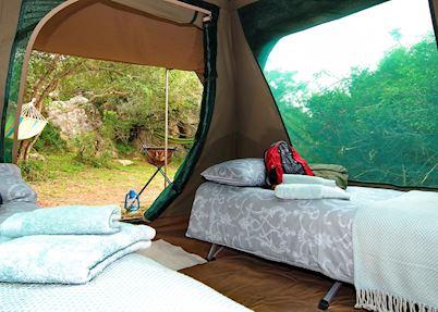 Sanbona Explorer Camp, Sanbona Game Reserve