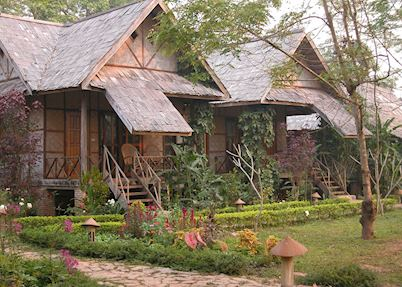 Boatlanding Guesthouse, Luangnam Tha