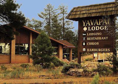 Yavapai  Lodge East, Grand Canyon National Park - South Rim