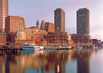 The Boston Harbor Hotel, Boston