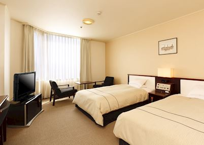 Excel Tokyu Hotel Standard Twin Room