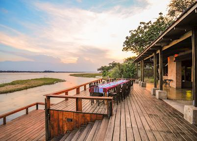 Royal Zambezi Lodge,Lower Zambezi National Park
