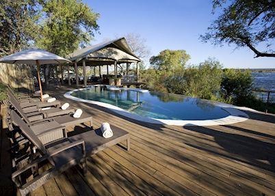 Toka Leya, Livingstone & The Victoria Falls