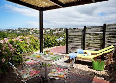 Garden suite, Anlin Beach House, Plettenberg Bay