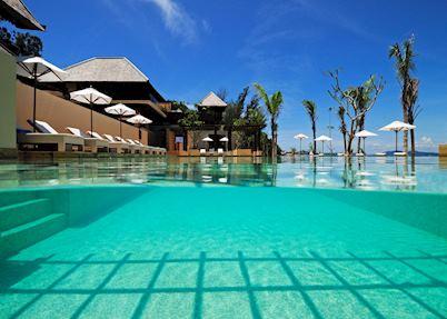 Swimming Pool, Gaya Island Resort