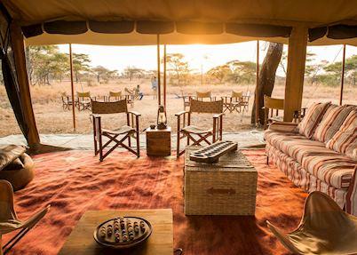 Nomad Serengeti Safari Camp, Serengeti National Park
