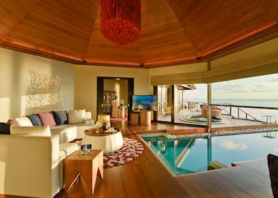 Two Bedroom Ocean Pool Residence, Huvafen Fushi