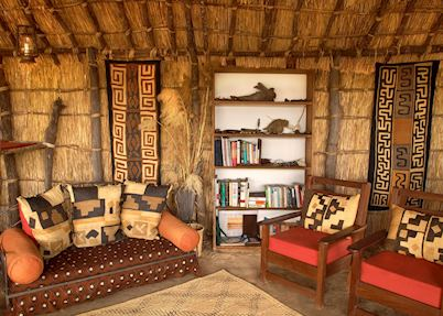 Mwaleshi Camp,North Luangwa National Park