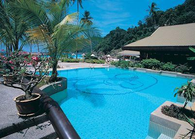 Taraas Beach & Spa Resort, Redang Island