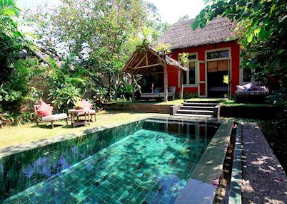 Bhagavat Gita Suite, Tugu Lombok, Sire Beach