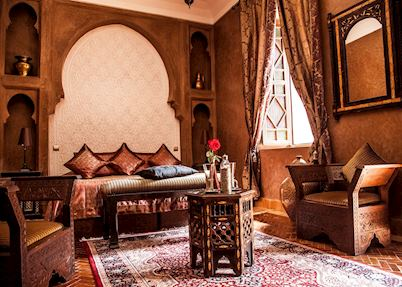 Riad Ilyaka, Marrakesh