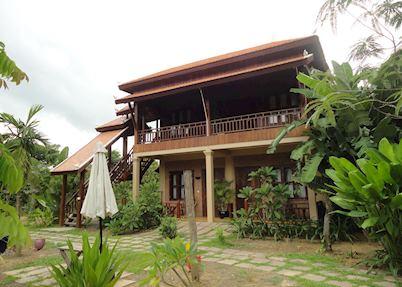 Maison Wat Kor, Battambang