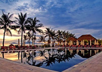 Pool at the Victoria Hoi An Beach Resort & Spa