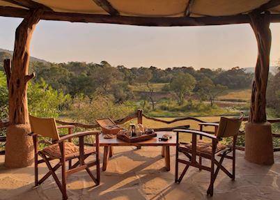 Mara Bush House, Masai Mara