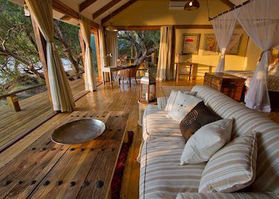 The Dog House, Tongabezi, Livingstone & The Victoria Falls