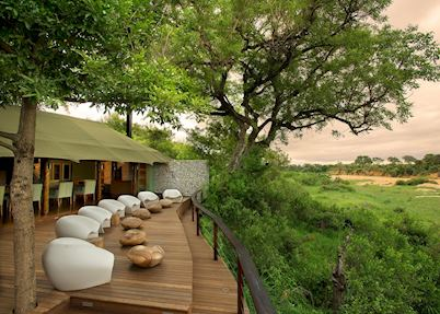 Ngala Tented Camp, Timbavati Private Game Reserve