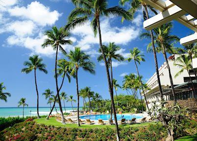 Mauna Kea Beach Hotel, Hawaii (Big Island)