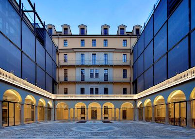 NH Collection Torino Piazza Carlina, Turin