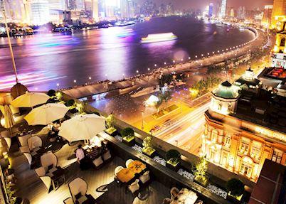The Fairmont Peace Hotel, Shanghai