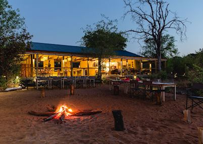 Chobe Elephant Camp, Chobe National Park
