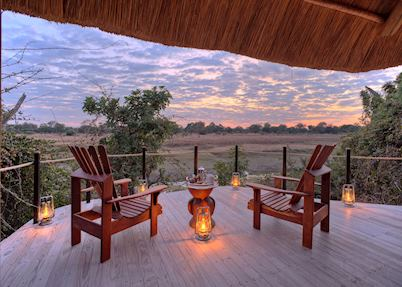 Lion Camp, South Luangwa National Park