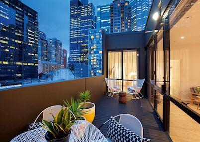 Terrace Suite, Ovolo Melbourne, Melbourne