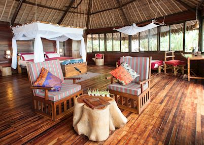Manafiafy Beach and Rainforest Lodge, Manafiafy