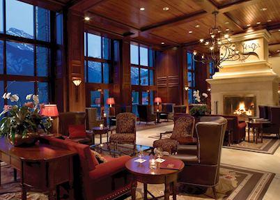 Rimrock Resort Hotel, Banff