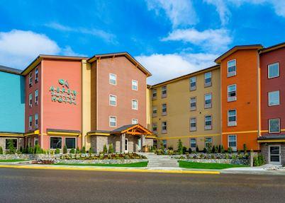 Aspen Suites Hotel, Sitka
