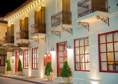 Kastalia Boutique Hotel, Delphi