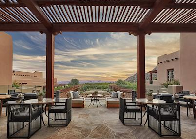 Four Seasons Resort Scottsdale - Onyx Patio