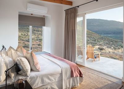 Luxury suite, Cederberg Ridge Wilderness Lodge