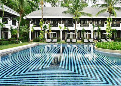 Shinta Mani Shack pool