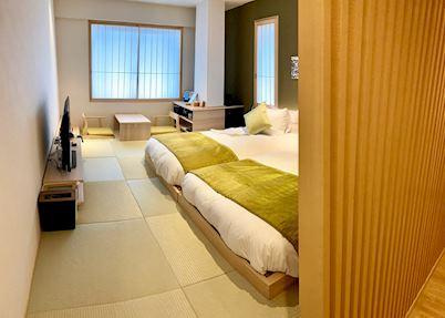 Vista Premio Nagomitei Kyoto Japanese Style Room