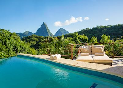 Casaurina Pool Suite, Anse Chastanet, Saint Lucia
