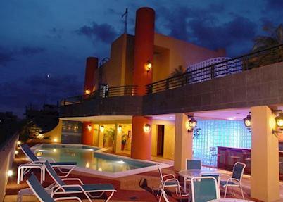 Hotel Las Margaritas, Asuncion