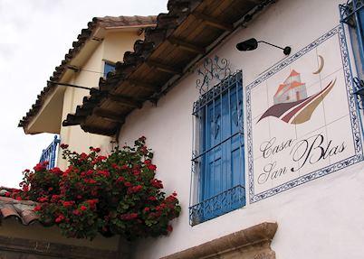Casa San Blas, Cuzco