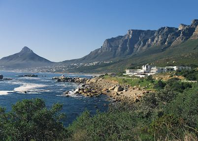 The Twelve Apostles Hotel, Cape Town