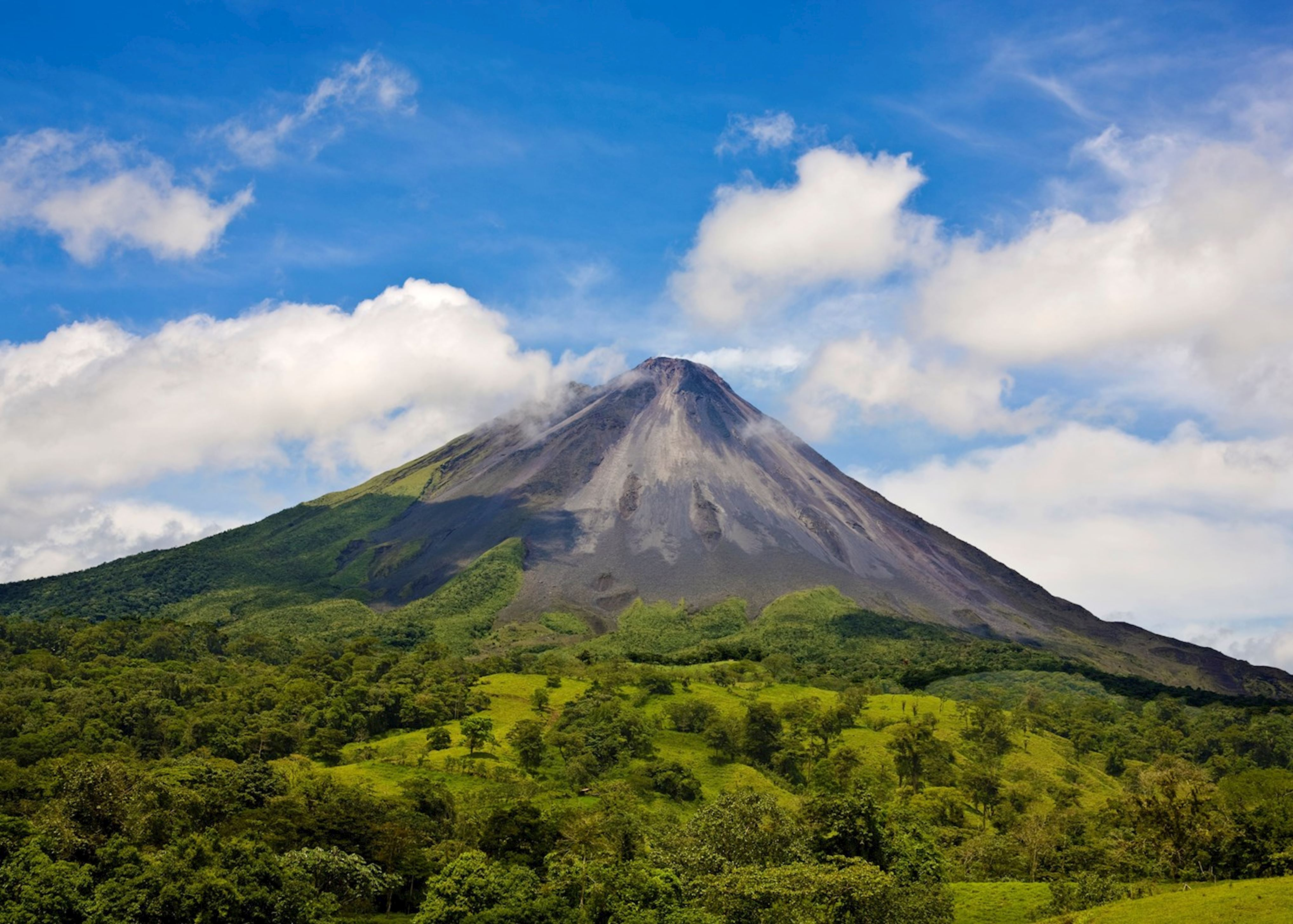 Arenal Volcano The Cloudforest Reserves Audley Travel