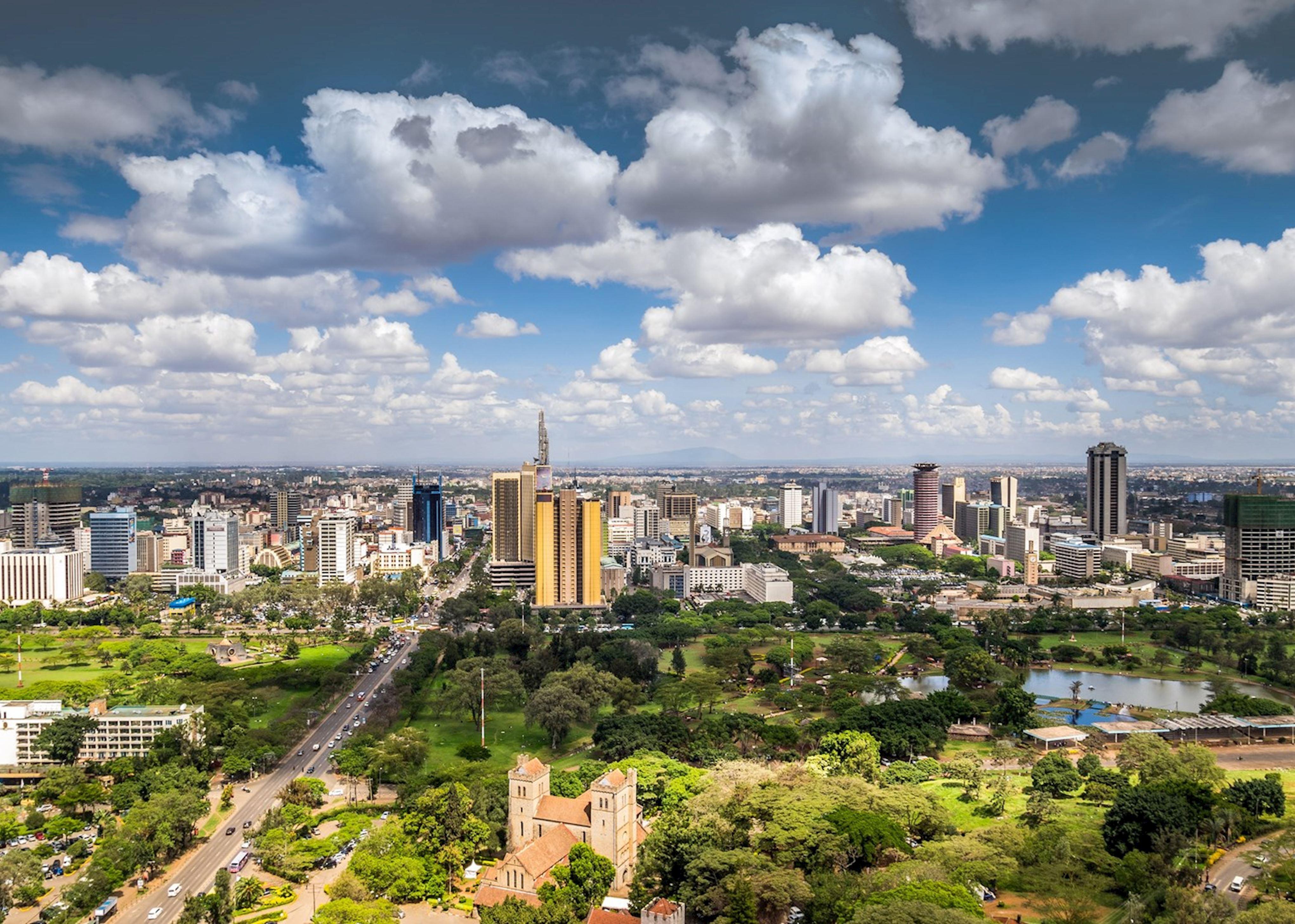 Visit Nairobi, Kenya   Tailor-made Nairobi Trips   Audley Travel