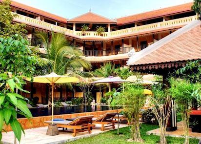Stay At Siddharta Hotel Siem Reap