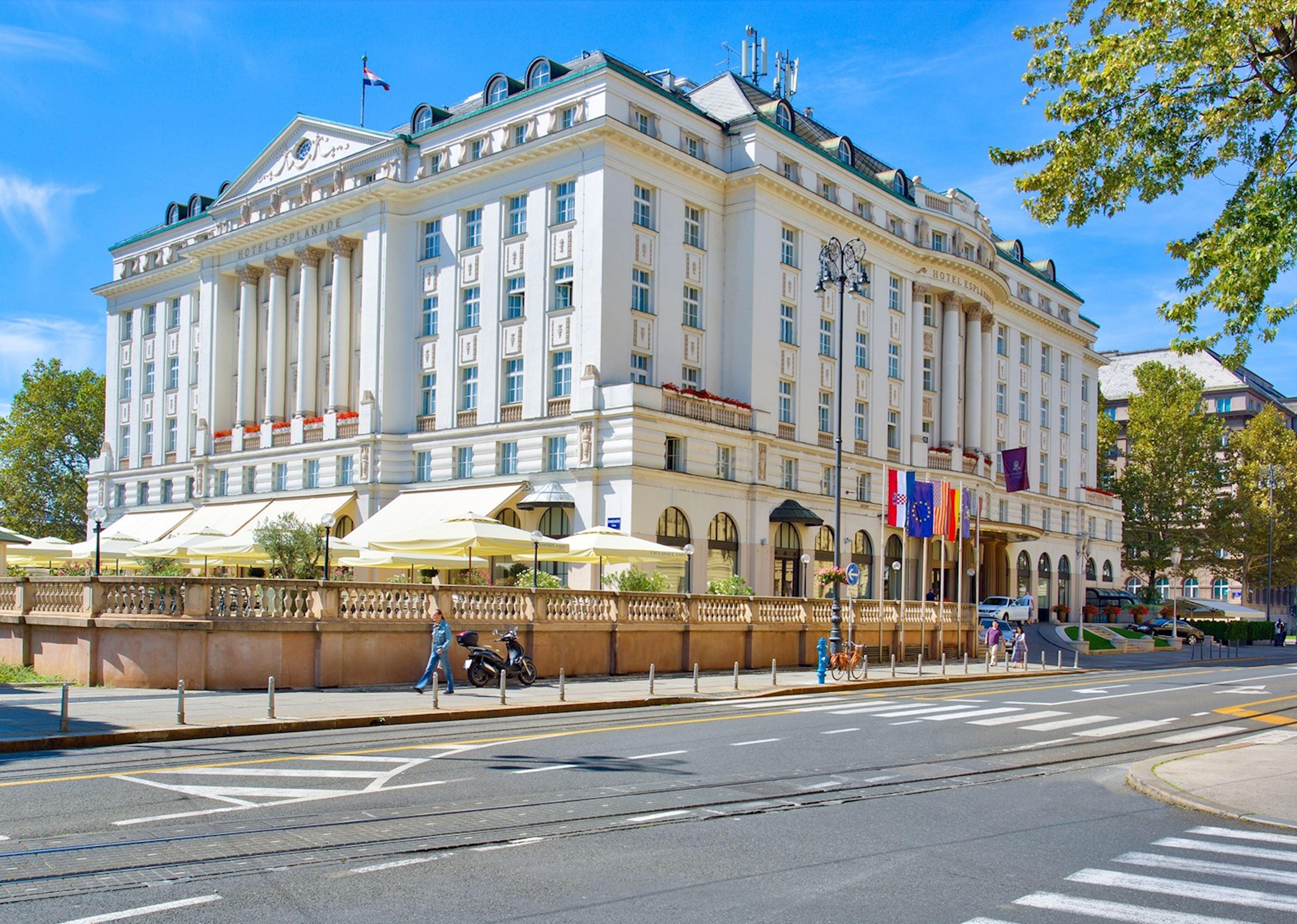Esplanade Zagreb Hotel Hotels In Zagreb Audley Travel