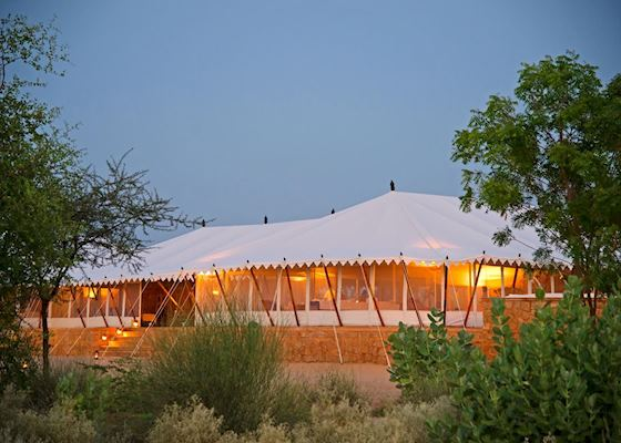 Stay at the Serai Jaisalmer & The Serai | Hotels in Jaisalmer | Audley Travel